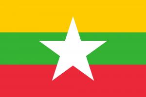 myanmar flag