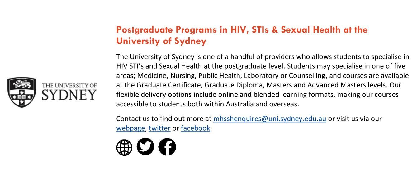University of Sydney Courses